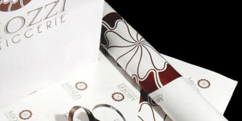 """Logo e grafica per Pasticcerie """"Miozzi"""""""