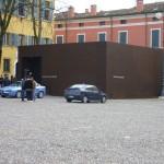 Fig.3 Contenitore museale di Piazza Sordello